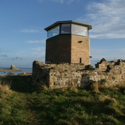 Lookout Tower Lindisfarne